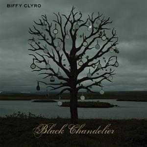 Black Chandelier Biffy Clyro Drum Sheet Music