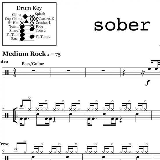 Sober – Tool