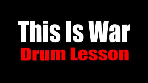this is war drum pdf
