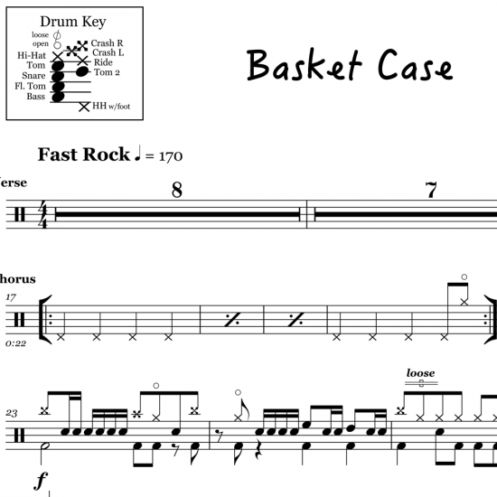 Basket Case – Green Day