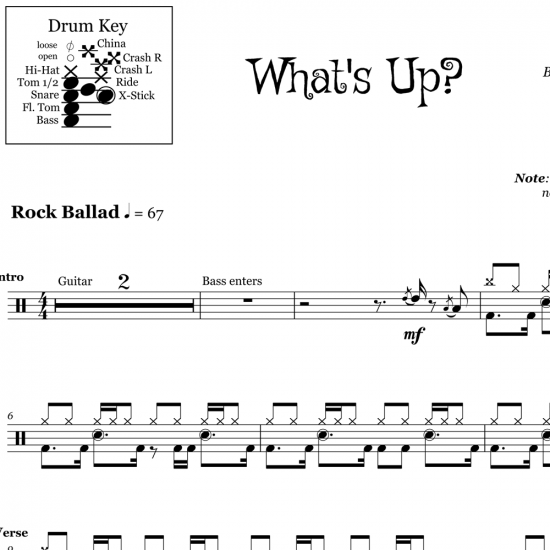What's Up? – 4 Non Blondes