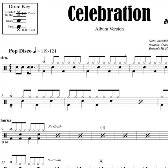 Celebration – Kool and the Gang
