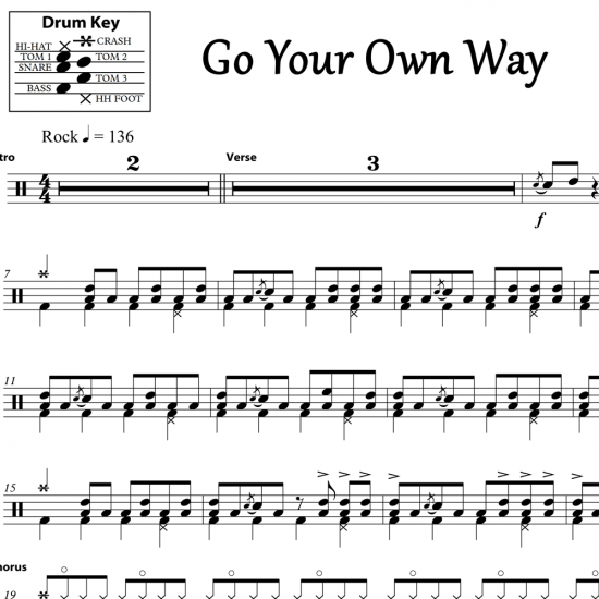 Go Your Own Way – Fleetwood Mac