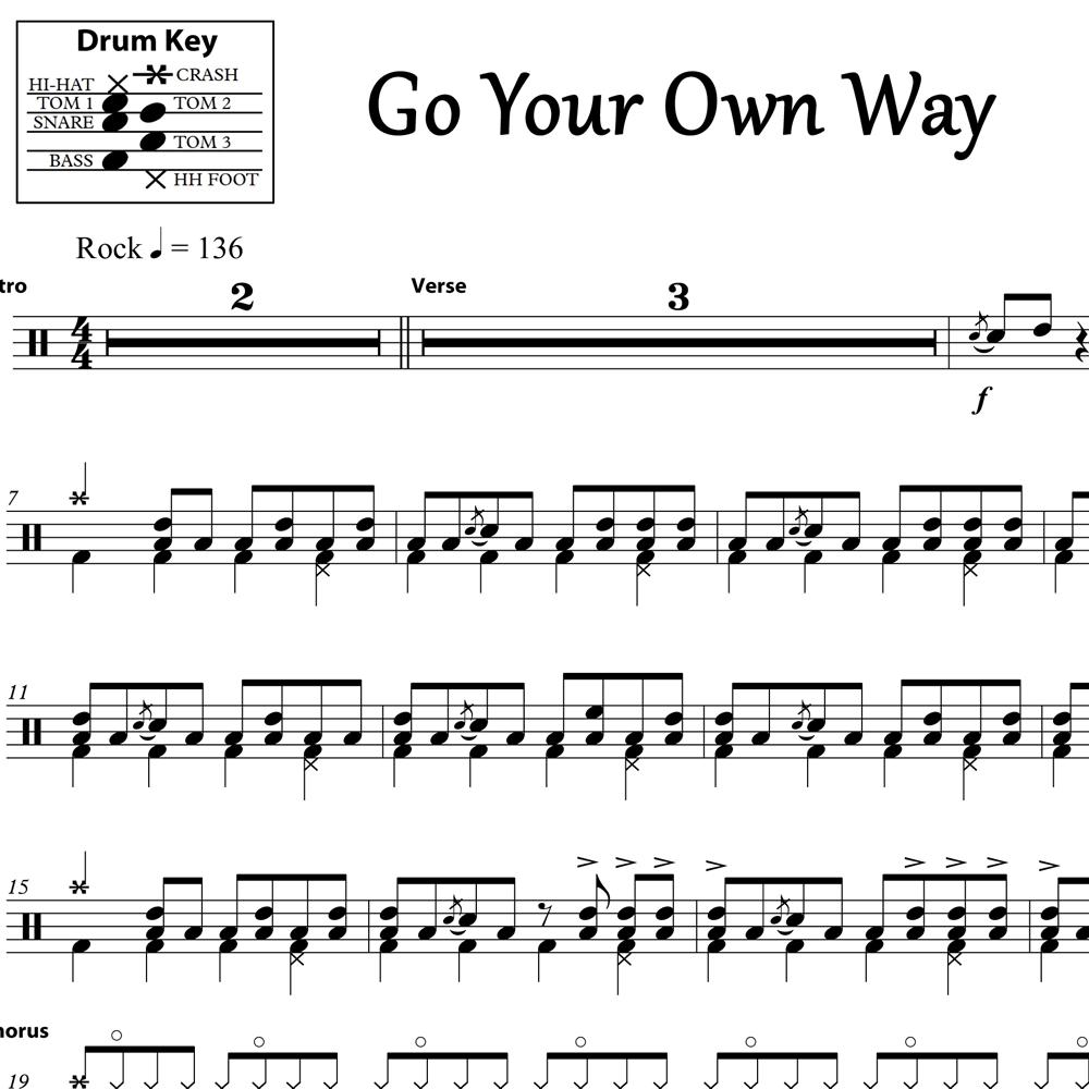 Go Your Own Way - Fleetwood Mac