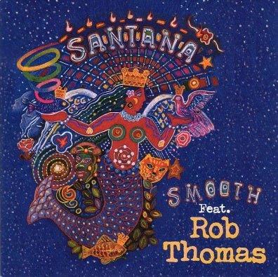 Smooth - Santana - Drum Sheet Music