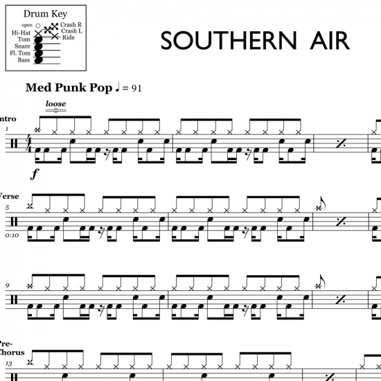 Southern Air – Yellowcard
