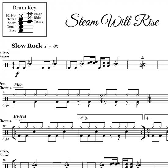 Steam Will Rise – Silverchair