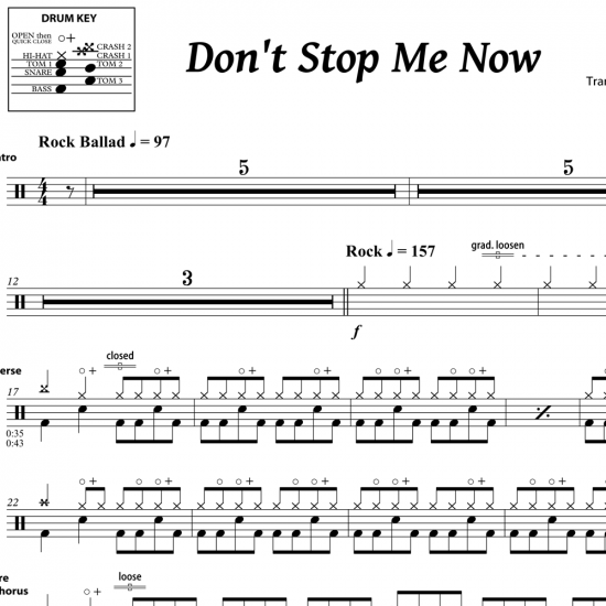 Don't Stop Me Now – Queen