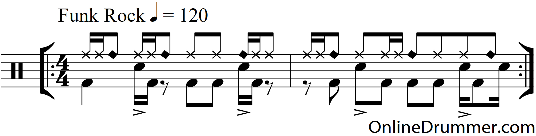 Playing with the Ride - Drum Beat