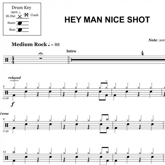 Hey Man Nice Shot – Filter