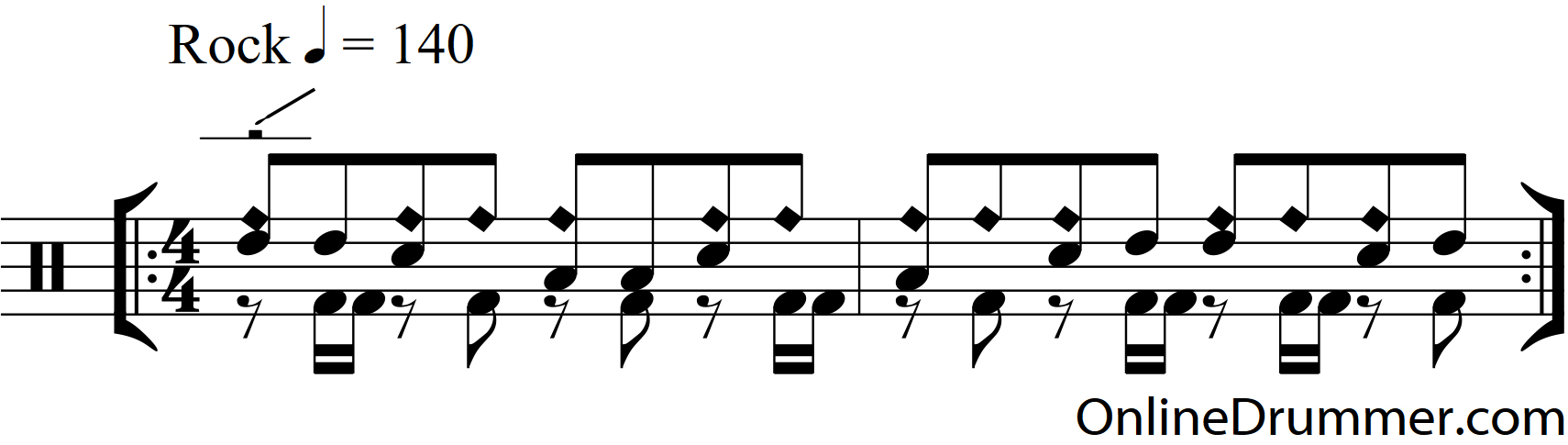 Messed Up Flam Tap Groove