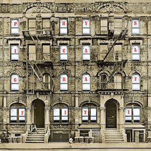 Kashmir - Led Zeppelin - Drum Sheet Music