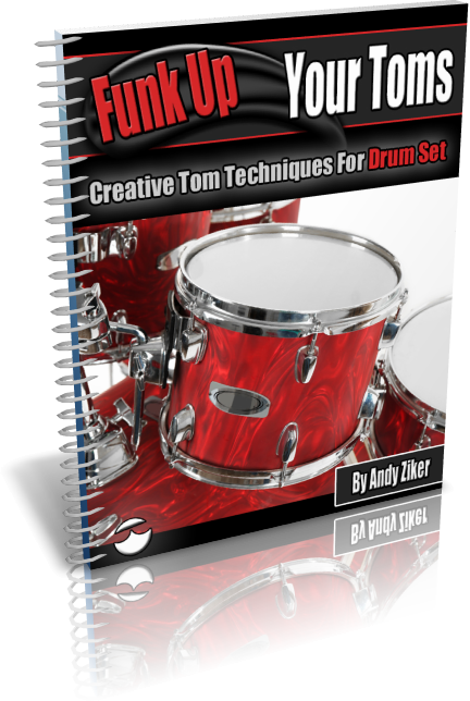 Funk Up Your Toms – Ebook