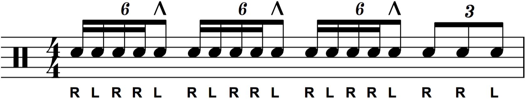 paradiddle-5-stroke-practice-pattern