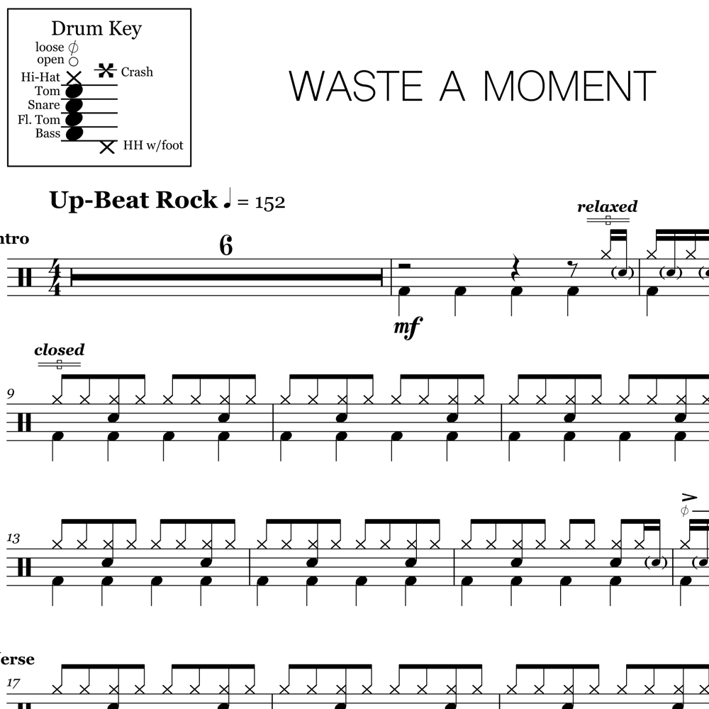 Waste A Moment – Kings of Leon