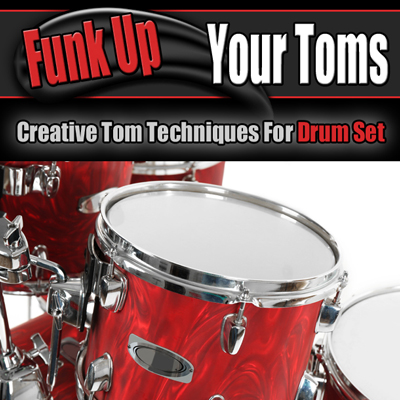 Funk Up Your Toms - Ebook