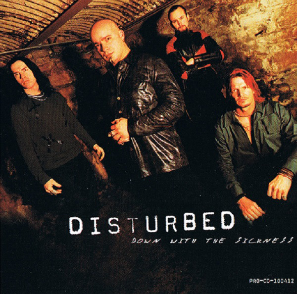 Disturbed indestructible (album instrumental cover) youtube.
