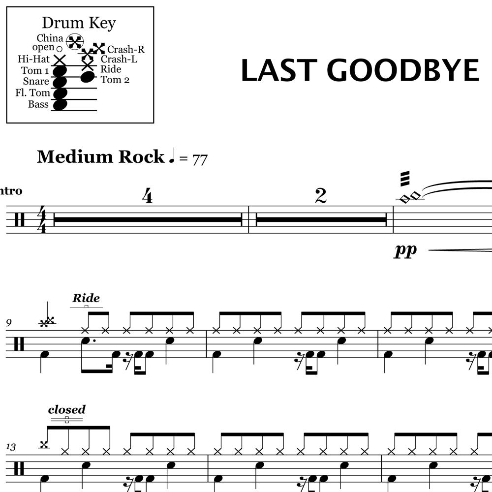 Last Goodbye – Jeff Buckley