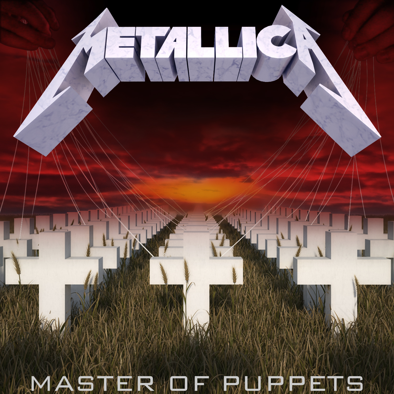 Metallica Wallpaper Master Of Puppets
