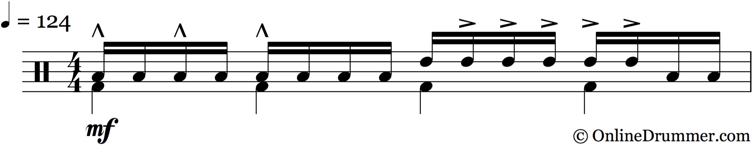 Rasputin – Boney M - Drum Beat