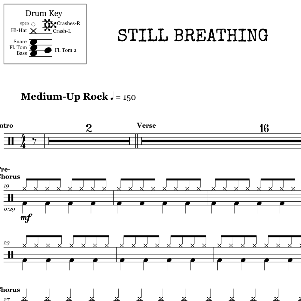 Still Breathing - Green Day