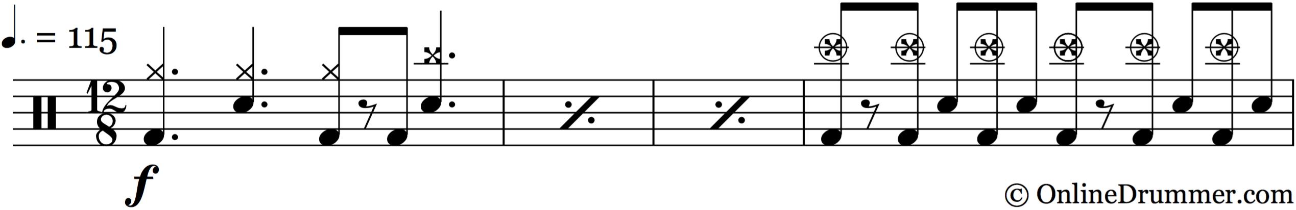 Walk – Pantera – Chorus