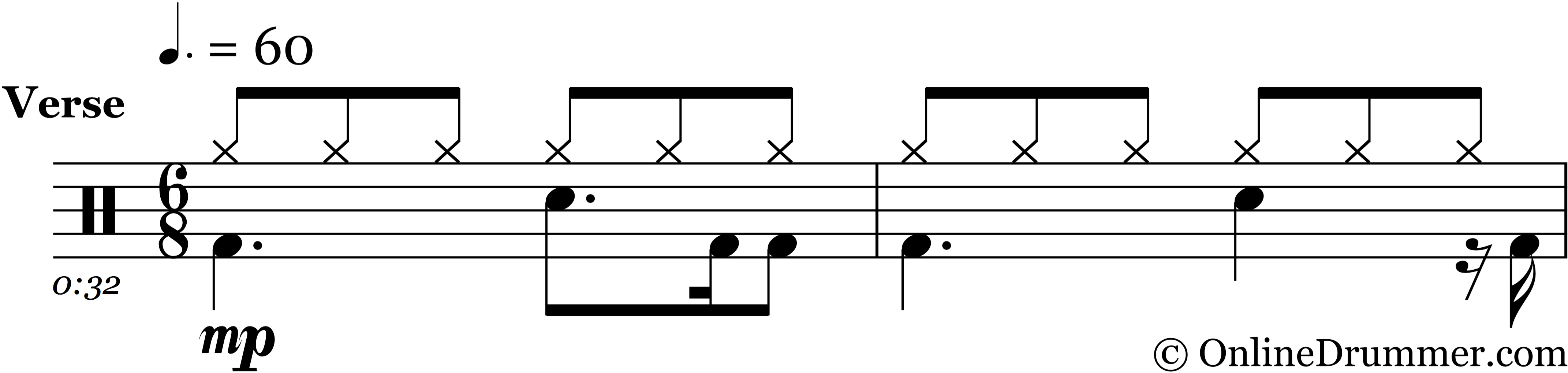 Piano Man Billy Joel Diagram With Notes