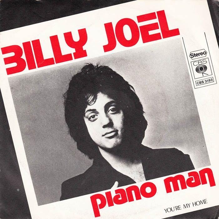 Piano Man Billy Joel Drum Sheet Music Onlinedrummer Com