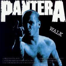 Walk - Pantera- Drum Sheet Music