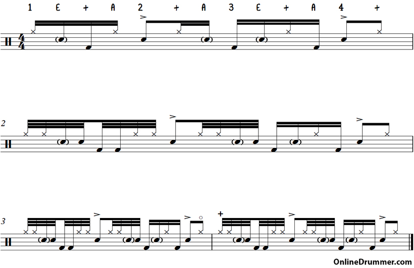 TOTALLY EPIC ADVANCED LINEAR GROOVE/FILL IDEA