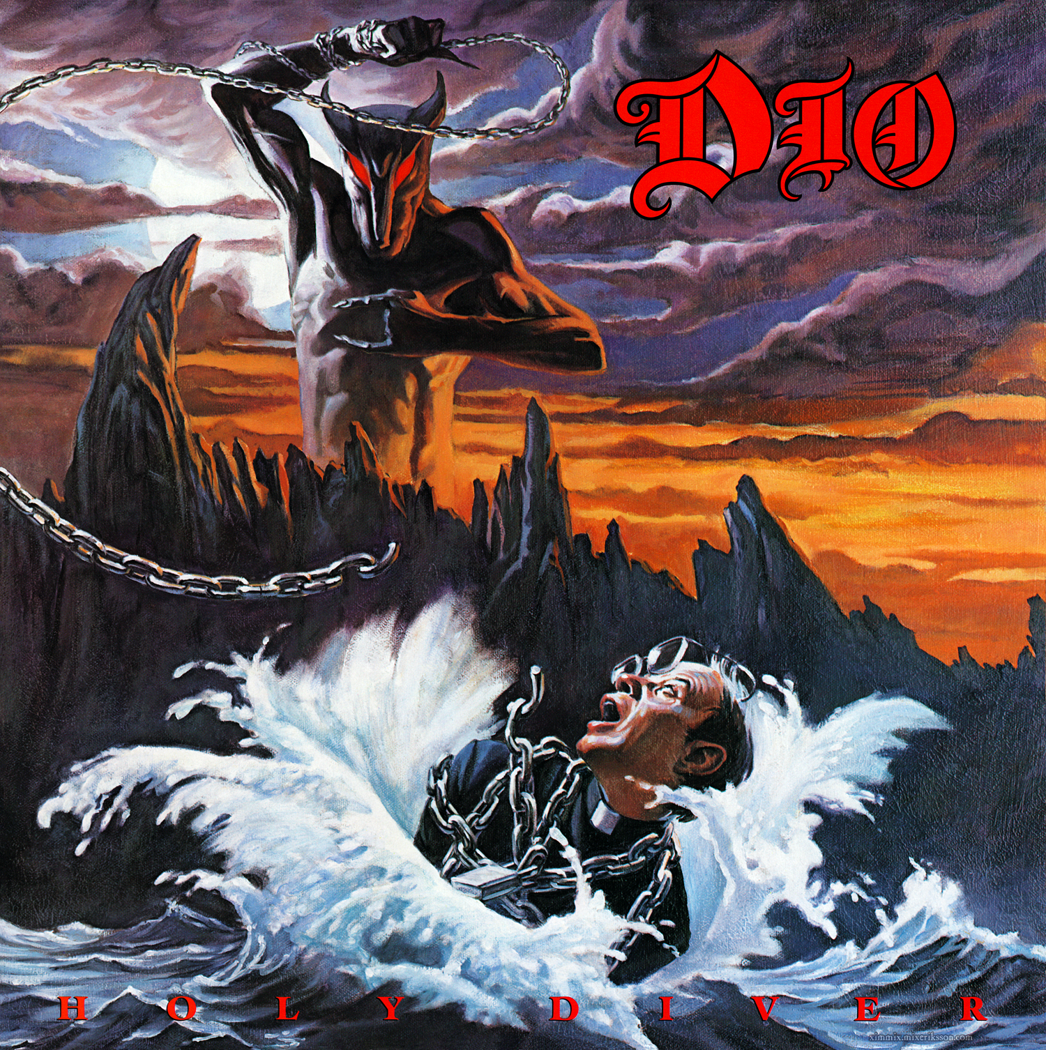 Holy Diver – Dio