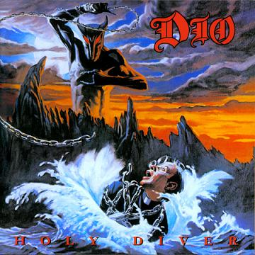 Holy Diver - Dio - Drum Sheet Music