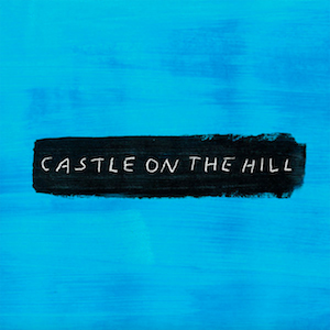 Castle on the Hill - Ed Sheeran - Drum Sheet Music