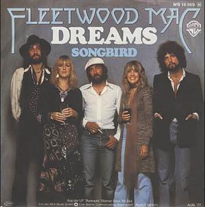 Dreams - Fleetwood Mac - Drum Sheet Music
