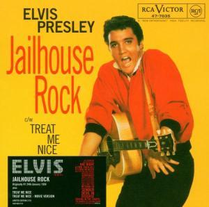Jailhouse Rock – Elvis Presley