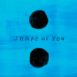 Shape of You - Ed Sheeran - Drum Sheet Music