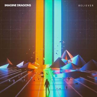 Believer - Imagine Dragons - Drum Sheet Music