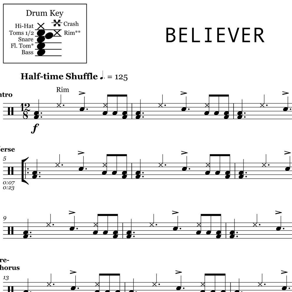Cross-Over Believer Groove