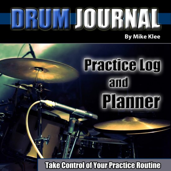 Drum Journal - Front Cover