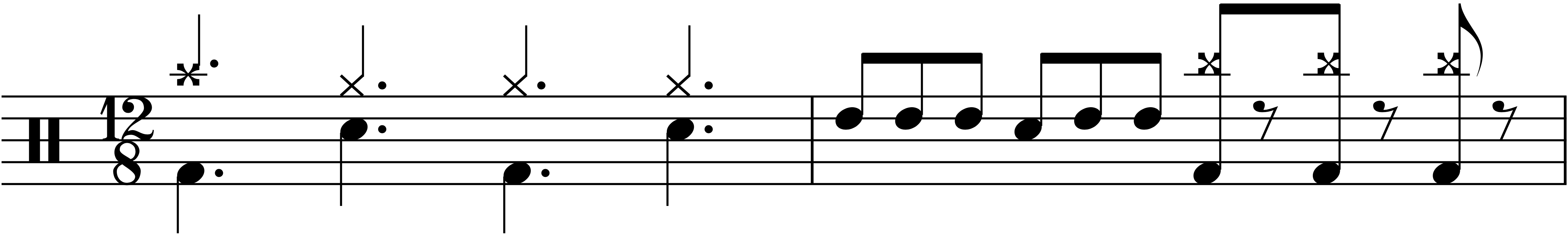 For Whom The Bell Tolls - Metallica - Drum Sheet Music