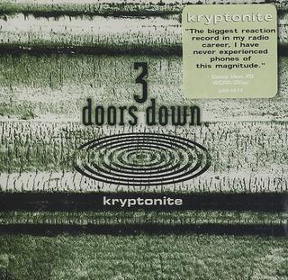 Kryptonite - 3 Doors Down - Drum Sheet Music