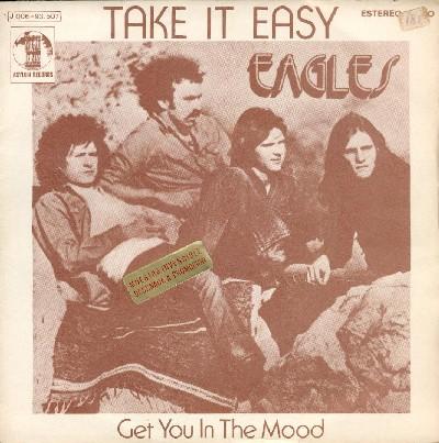 Take It Easy - Eagles - Drum Sheet Music