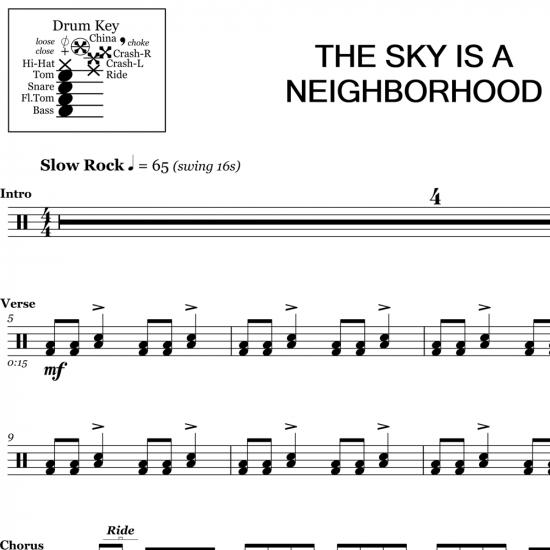 The Sky is a Neighborhood – Foo Fighters