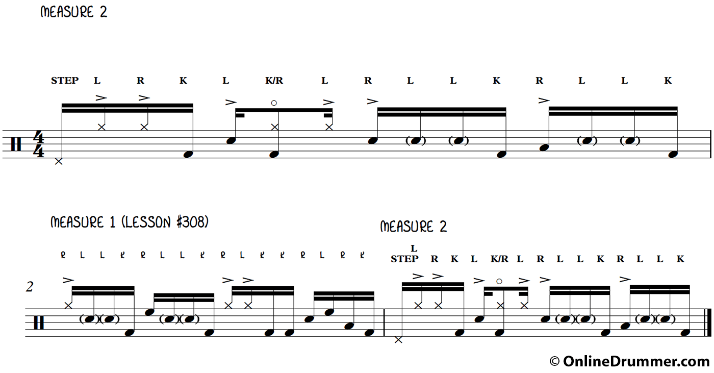 Advanced Drum Lick Idea
