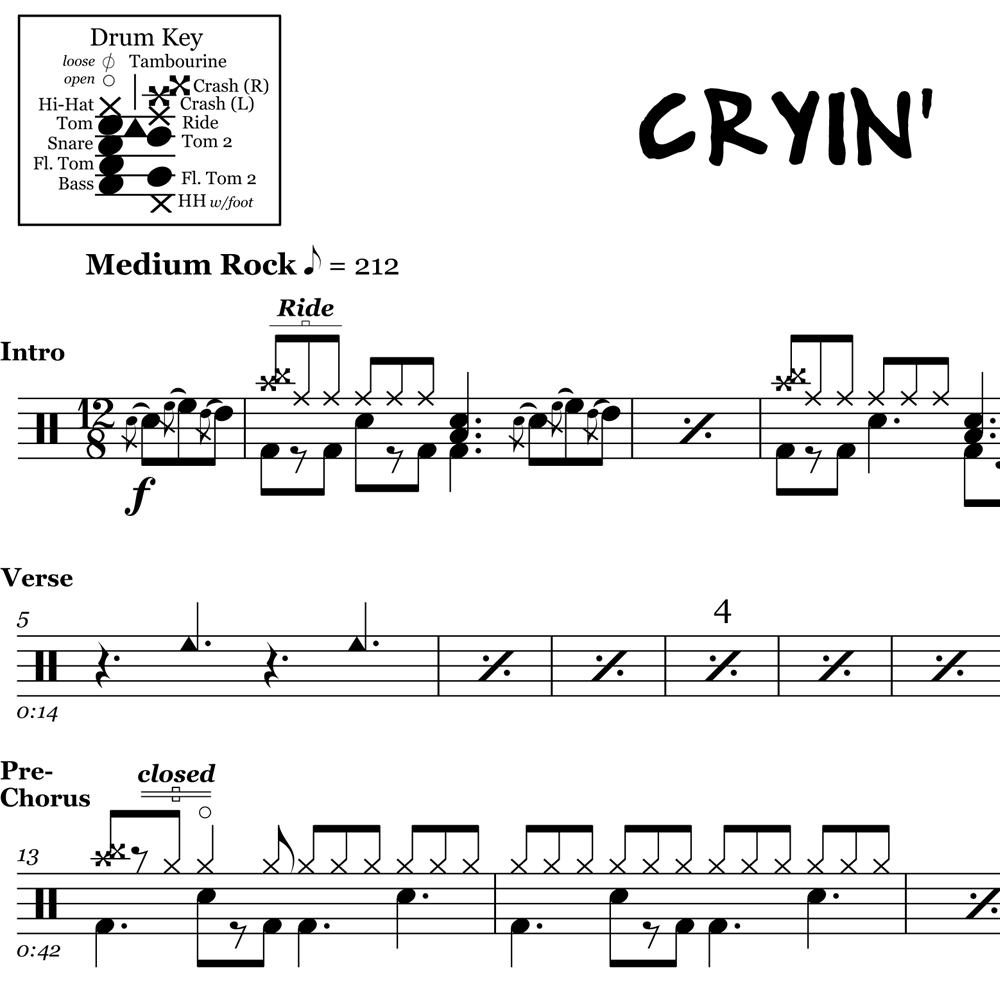 Cryin' - Aerosmith