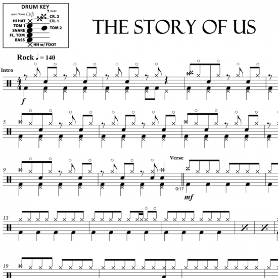 The Story Of Us - Taylor Swift