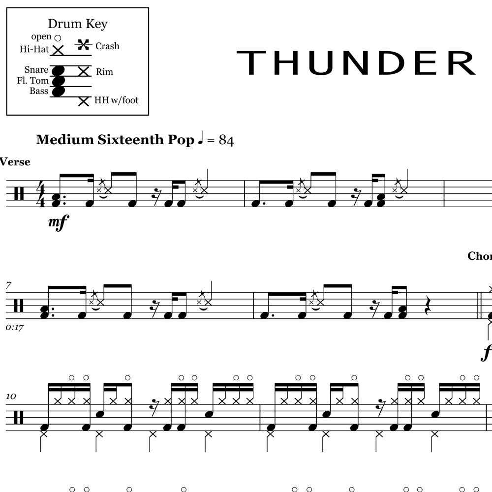 Thunder - Imagine Dragons