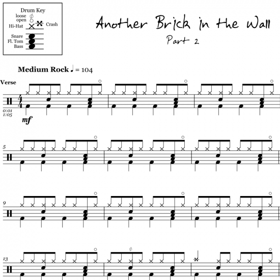 Another Brick in the Wall (Part 2) - Pink Floyd
