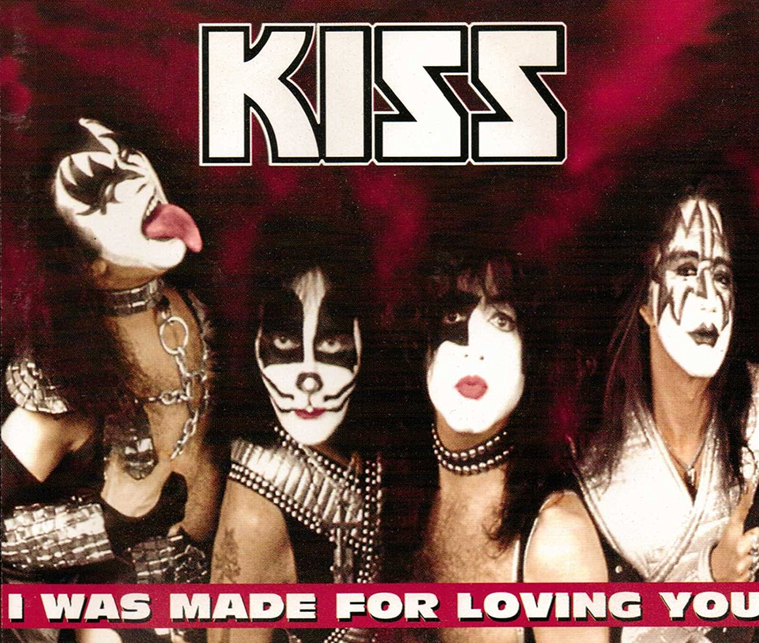 I Was Made for Lovin' You – Kiss