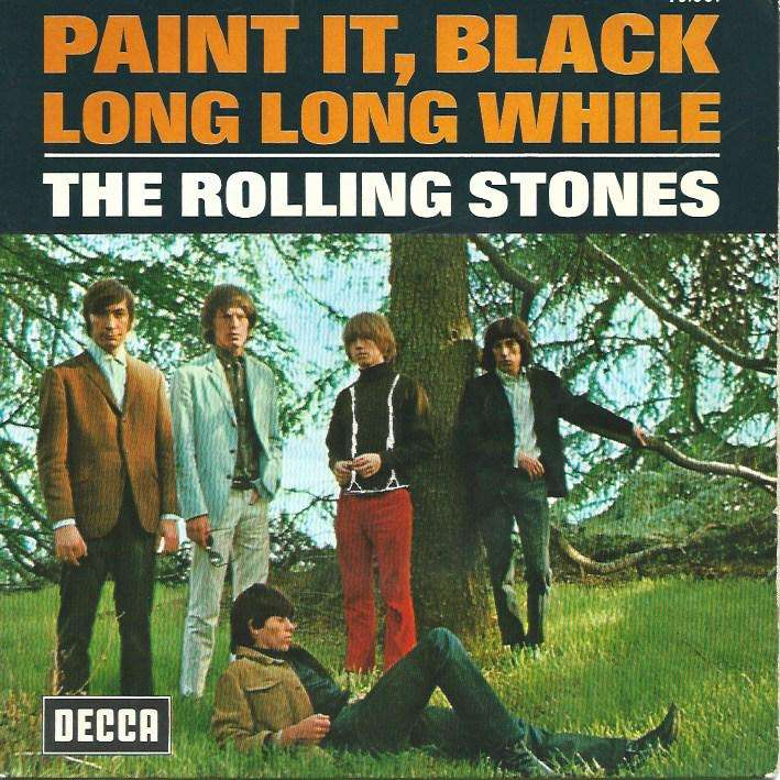 Paint It Black – The Rolling Stones